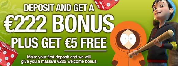 casino amsterdam bonus